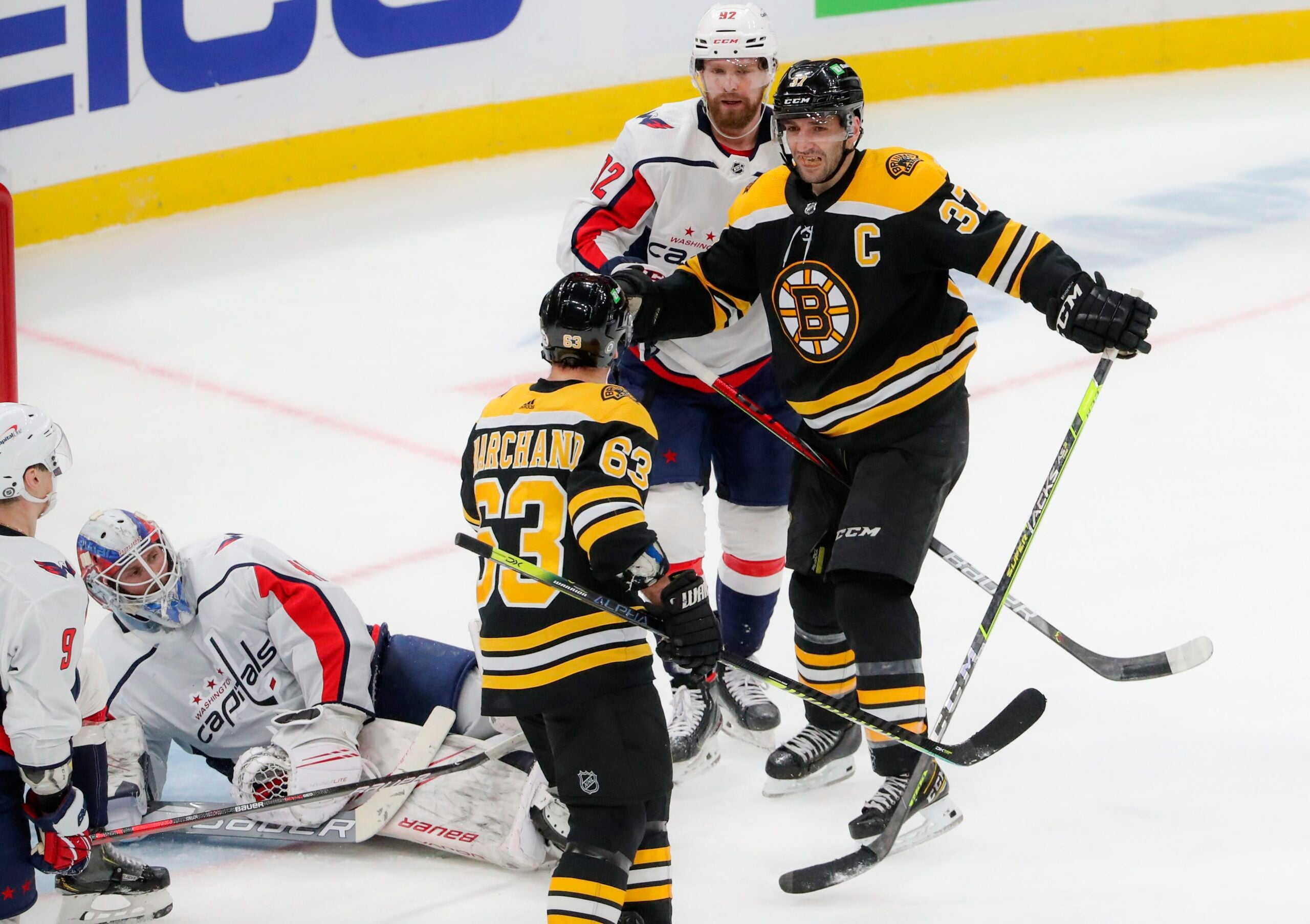 4 keys for the Bruins in their first-round series against the Capitals
