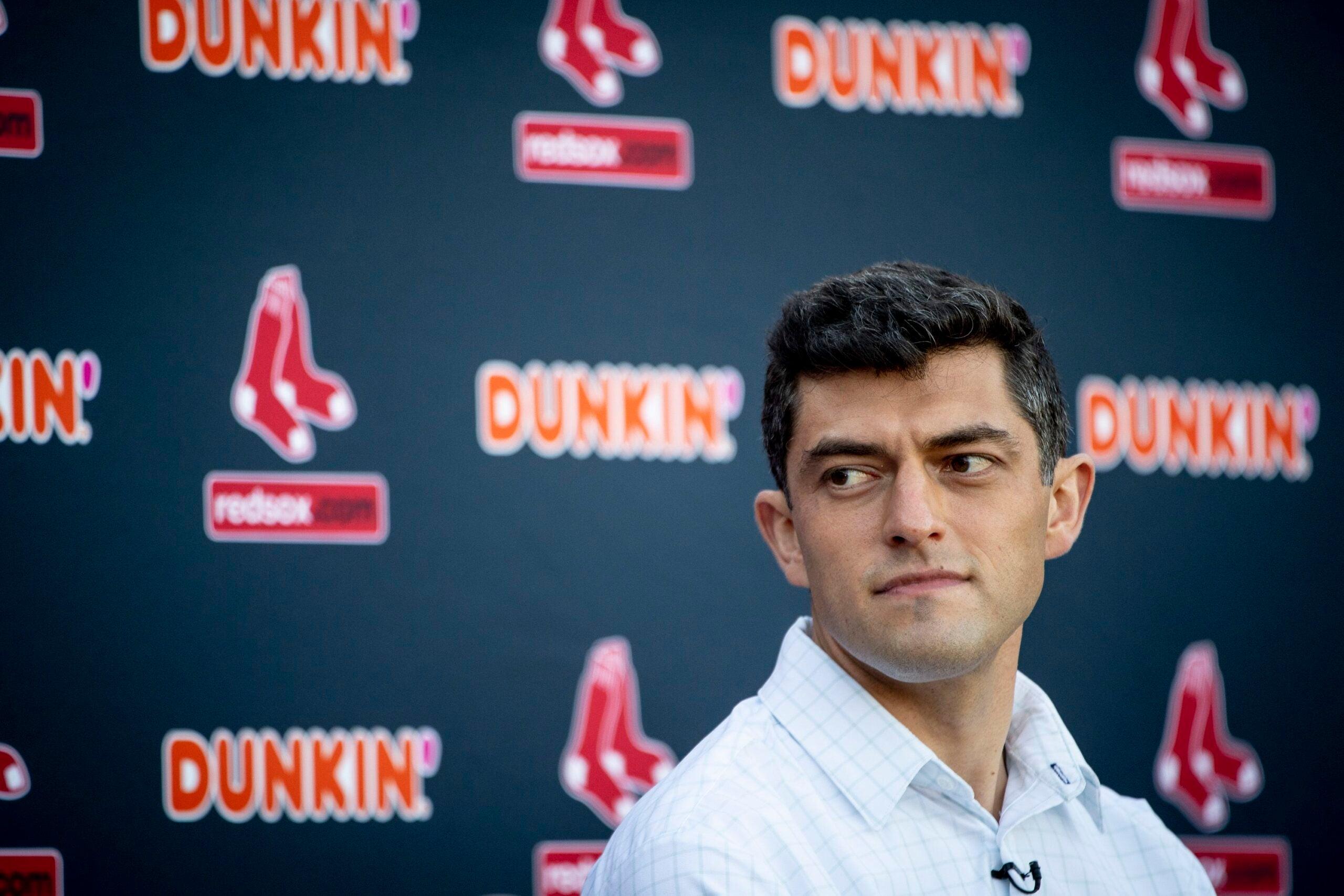 Maddie Malhotra/Boston Red Sox