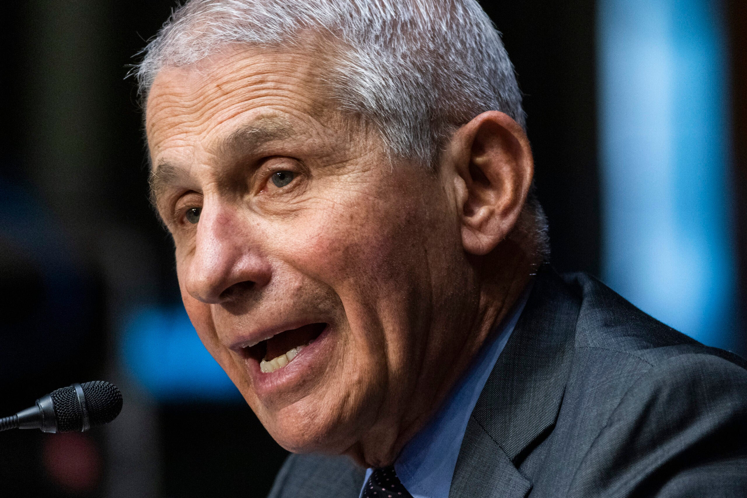 Dr. Fauci says pandemic exposed 'undeniable effects of racism'
