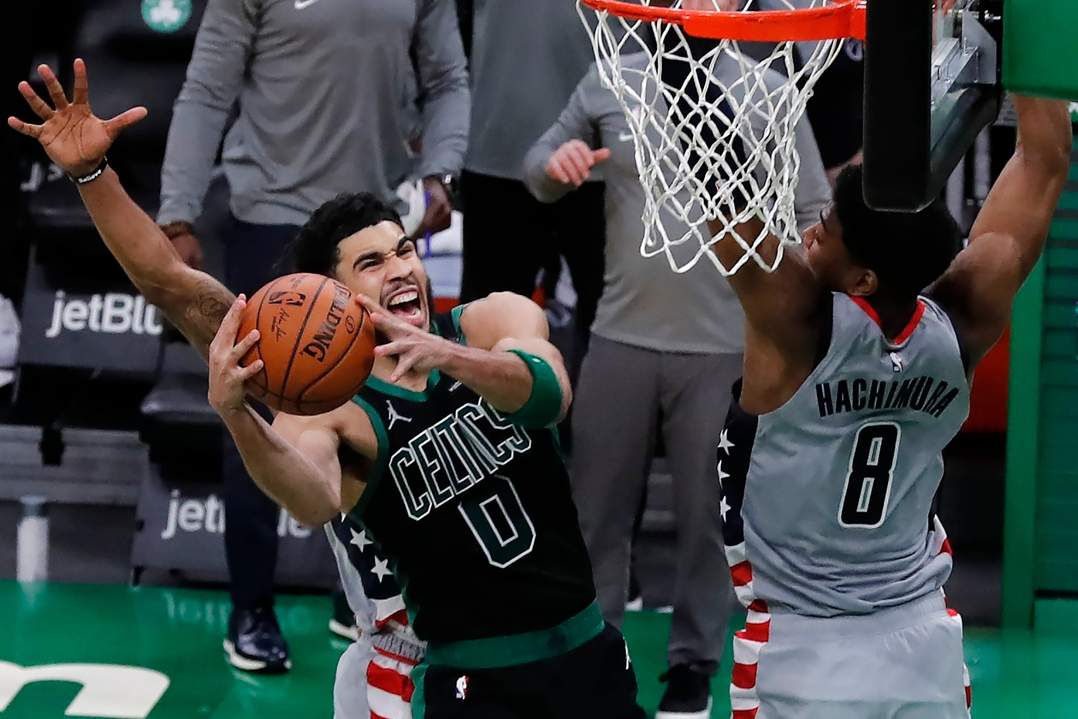 Here's who the Celtics will face in Tuesday's play-in game (and what happens if they lose)