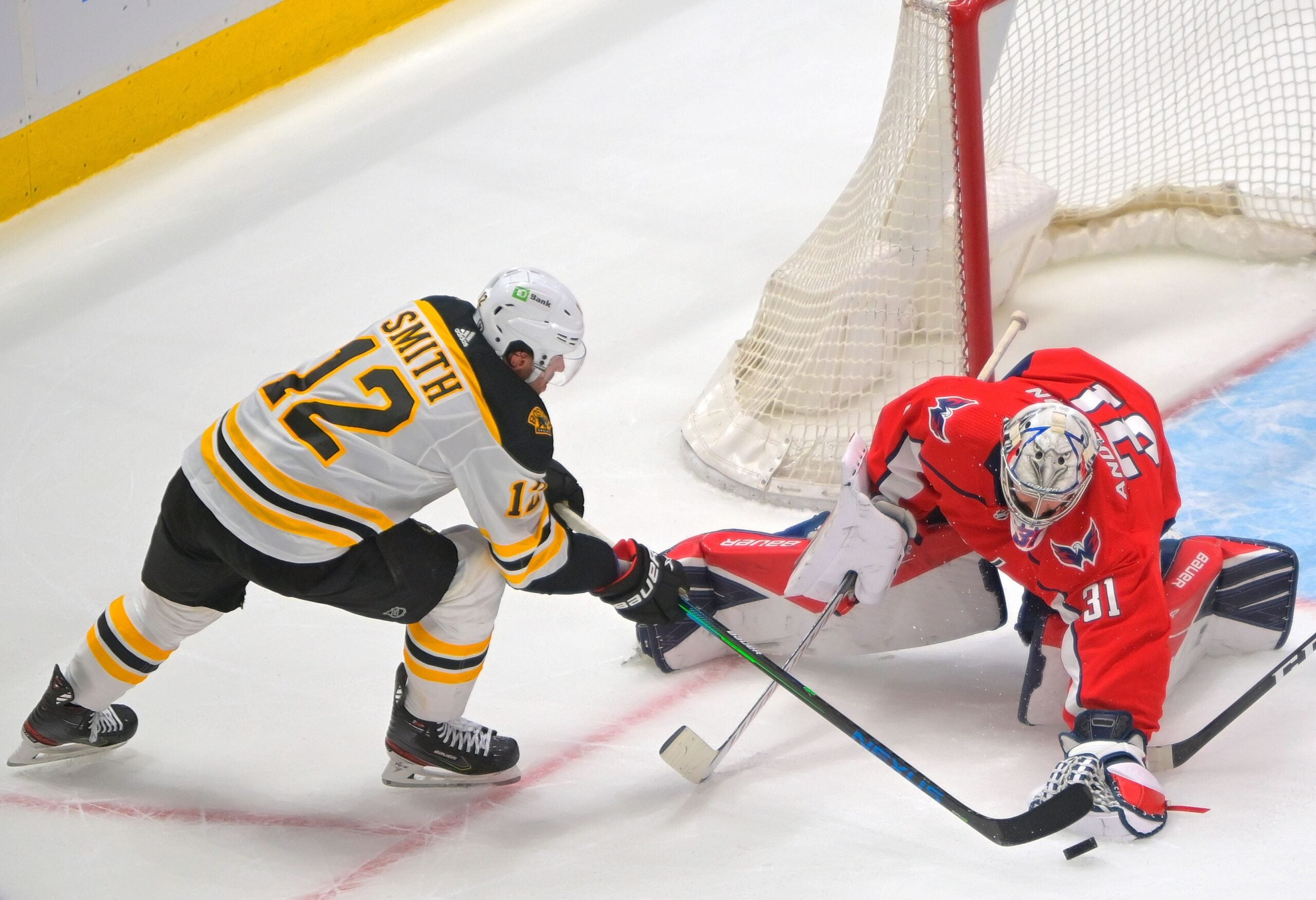 3 takeaways as the Bruins and Capitals battled all night before Washington prevailed in overtime