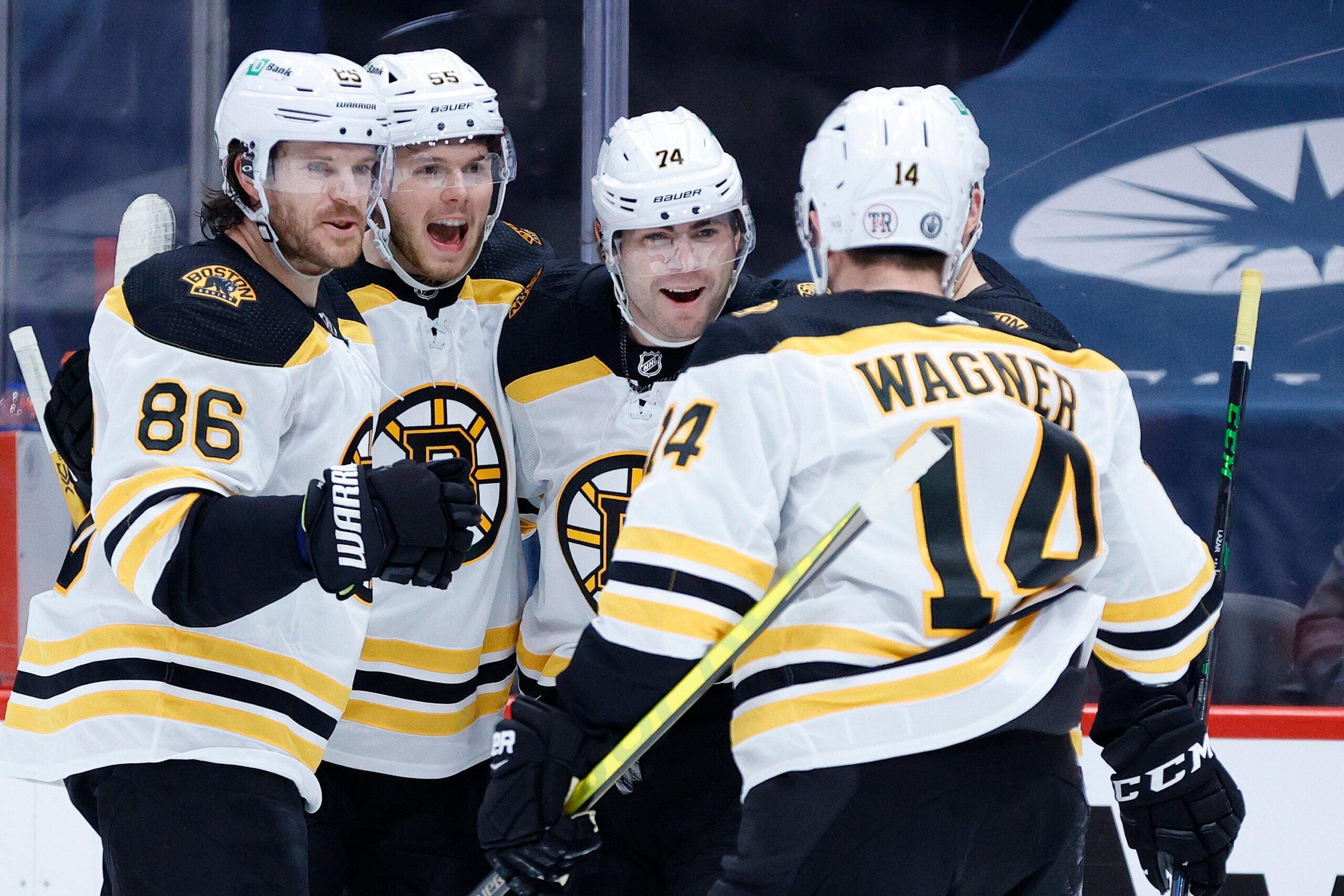 Bruins Stanley Cup Playoffs