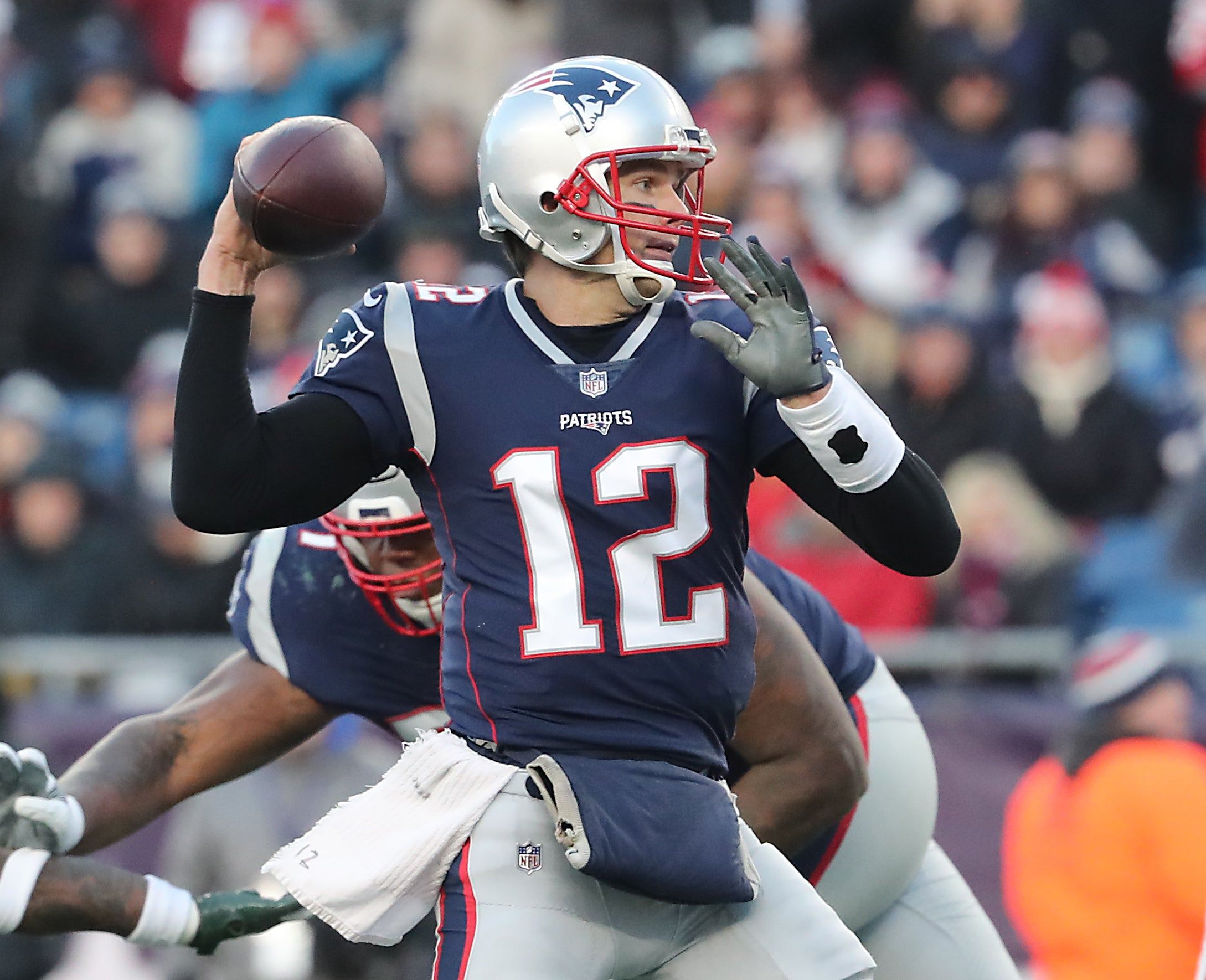 Tom Brady touchdown auction