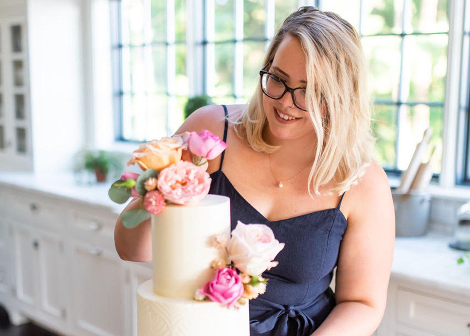 Jamie Elizabeth, owner at love&flour