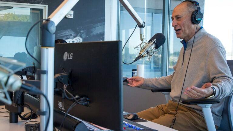 Kiss 108 Matty in the Morning host Matt Siegel