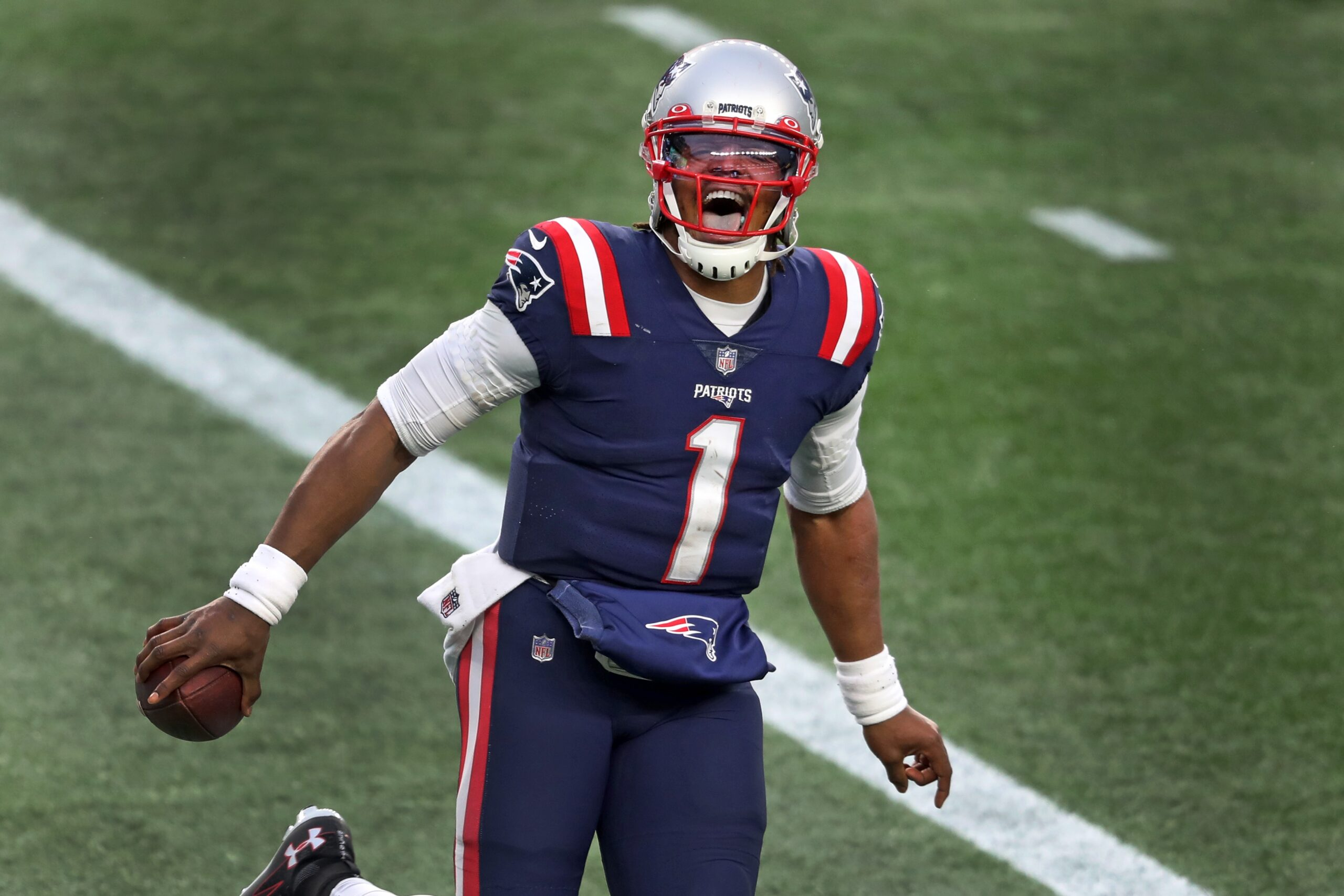 Patriots Cam Newton AFC East