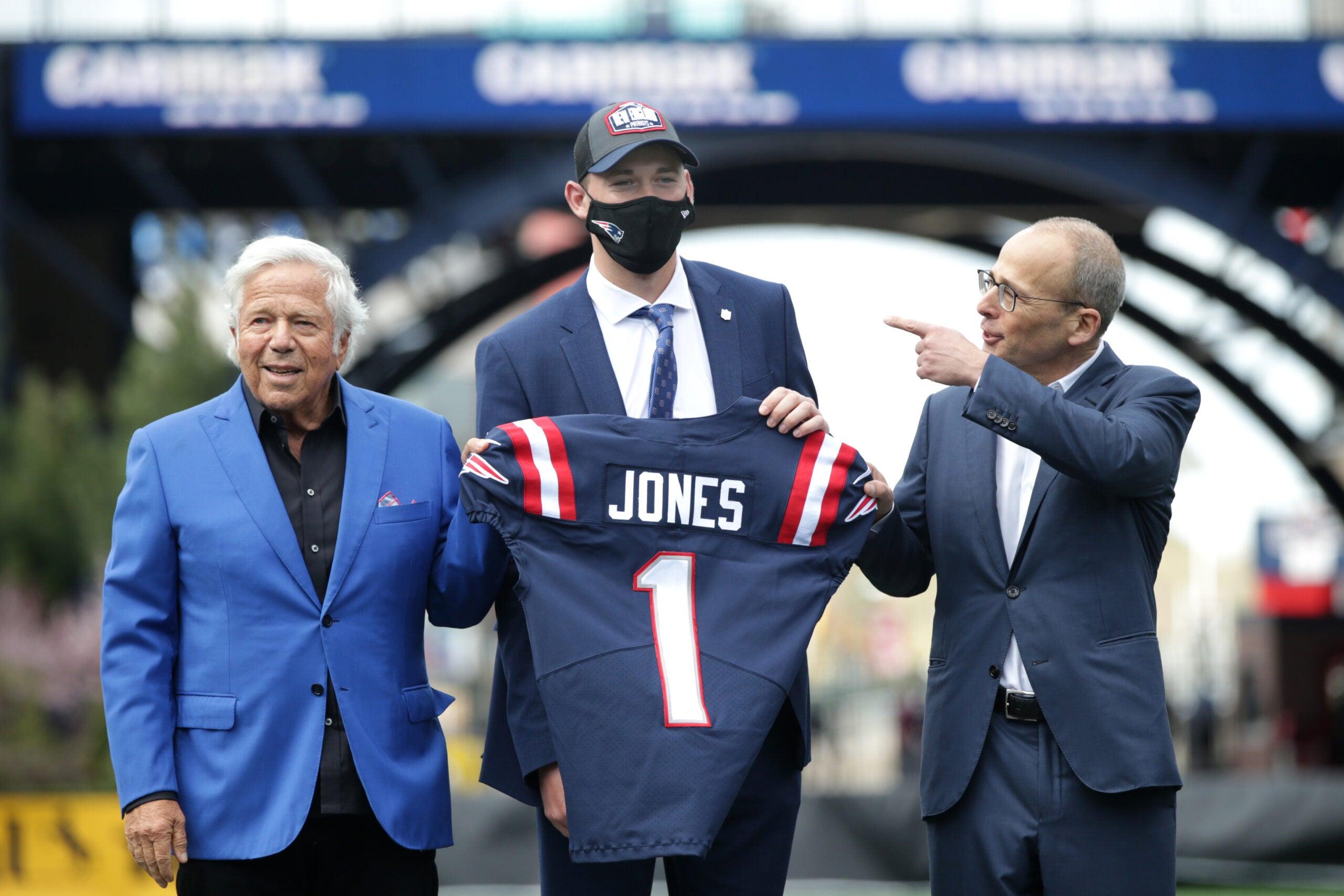 Patriots Mac Jones