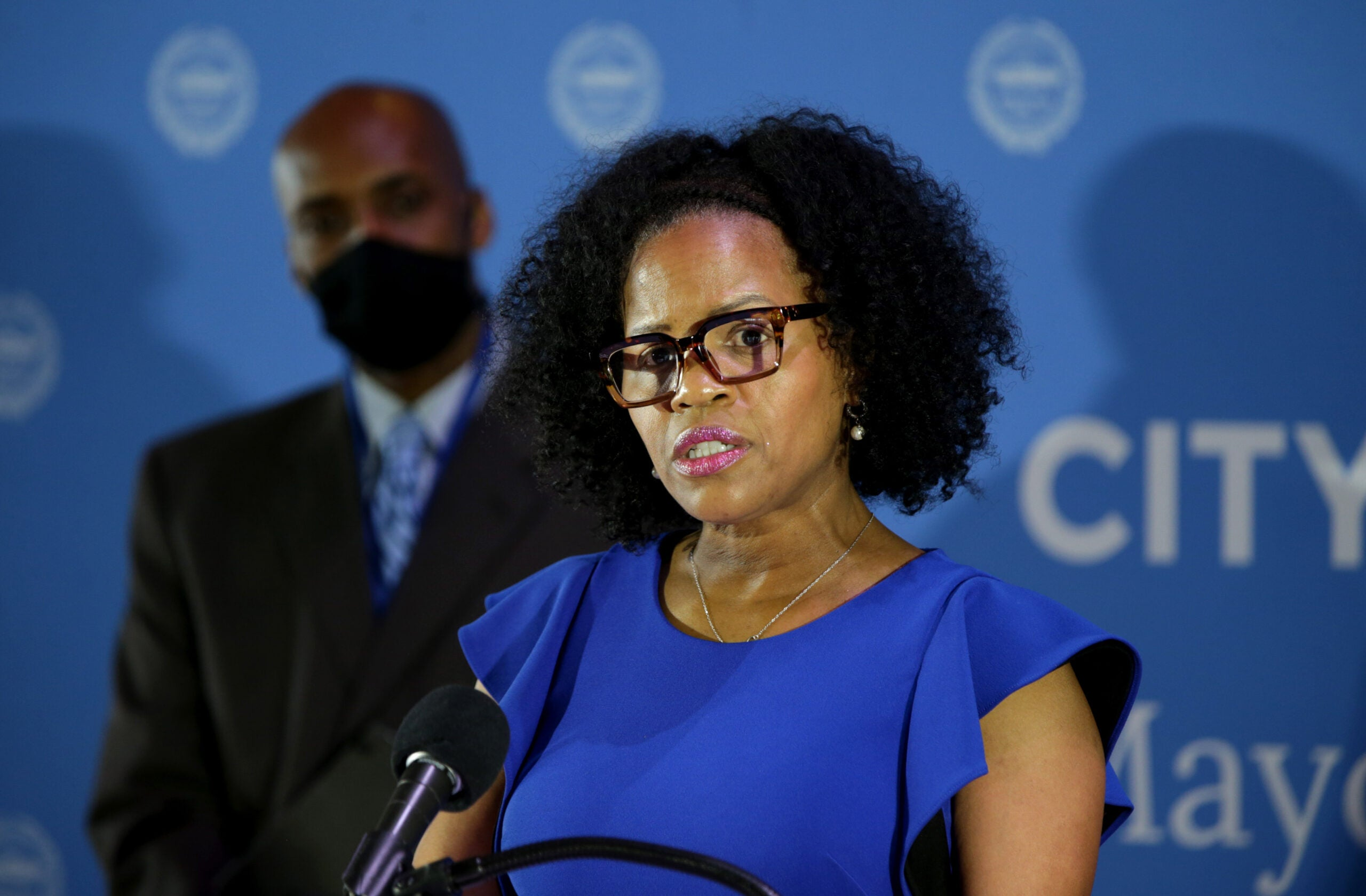 Kim Janey wants to fire Boston Police Commissioner Dennis White