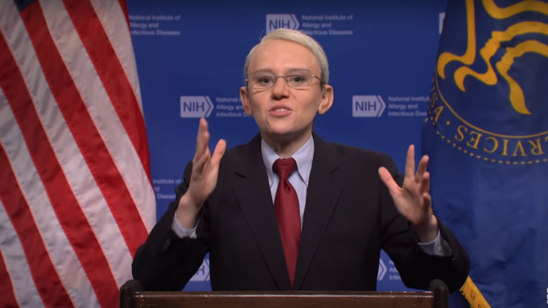 snl cold open anthony fauci