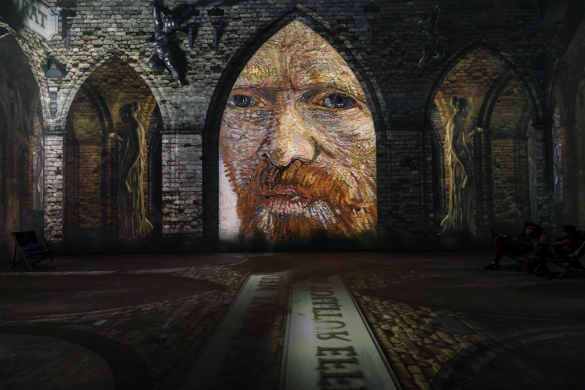 Van Gogh Boston