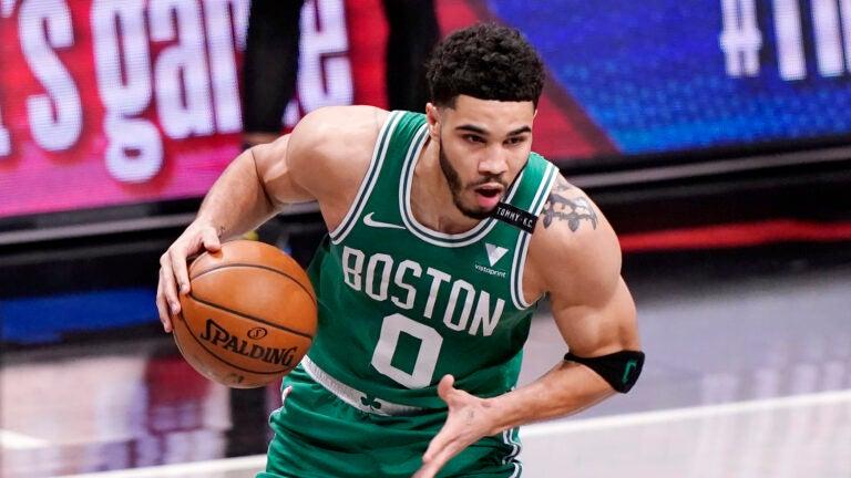 Jayson Tatum Celtics