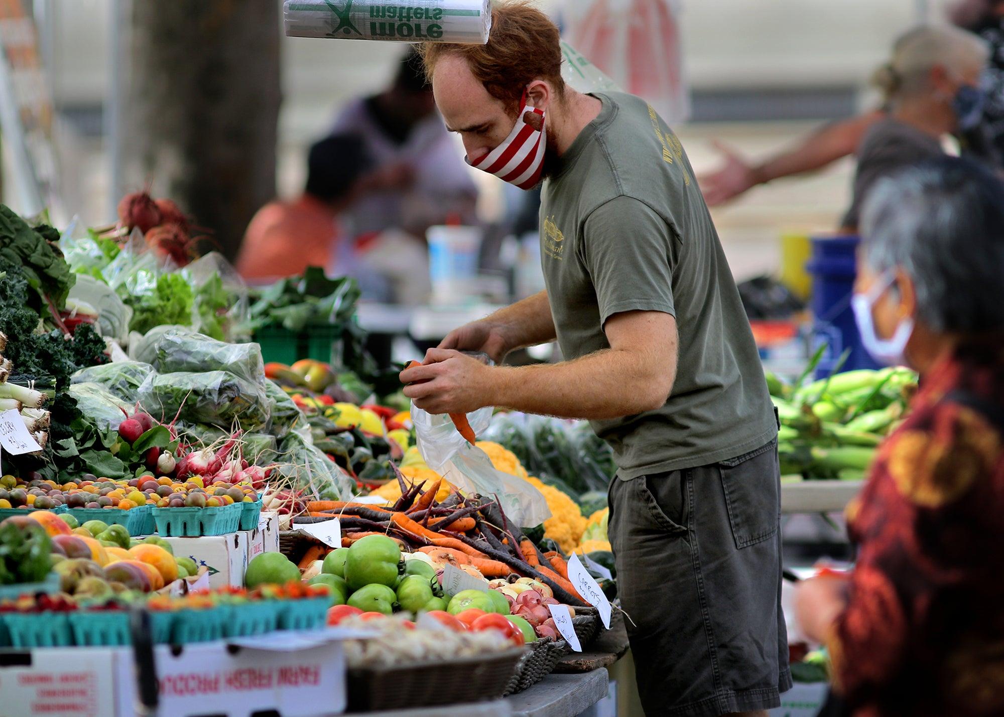 Copley Square Farmers' Market