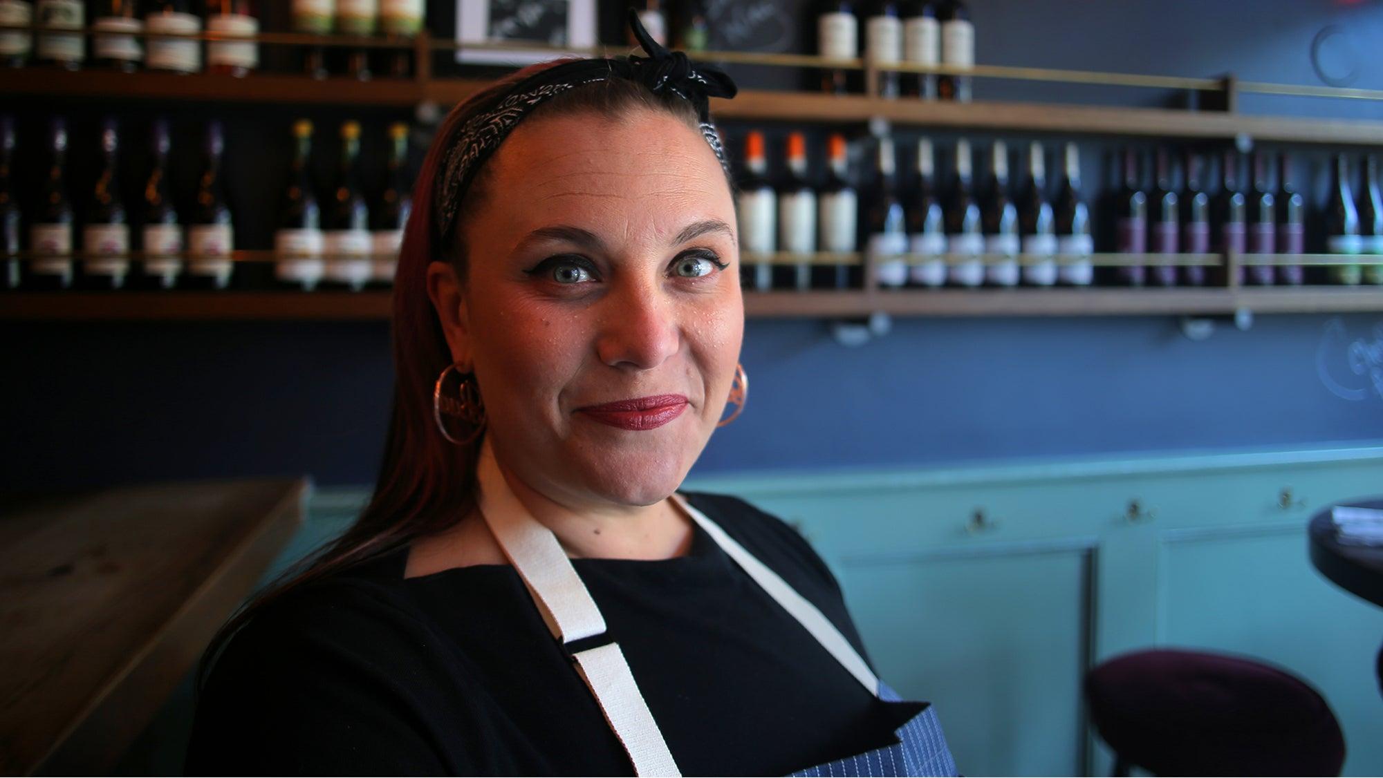 Karen Akunowicz at Fox & the Knife