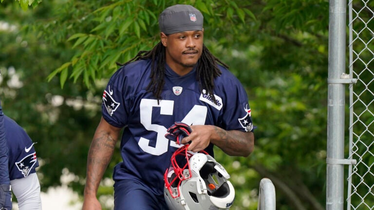 Dont'a Hightower retirement comments