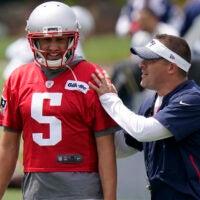 Brian Hoyer Patriots
