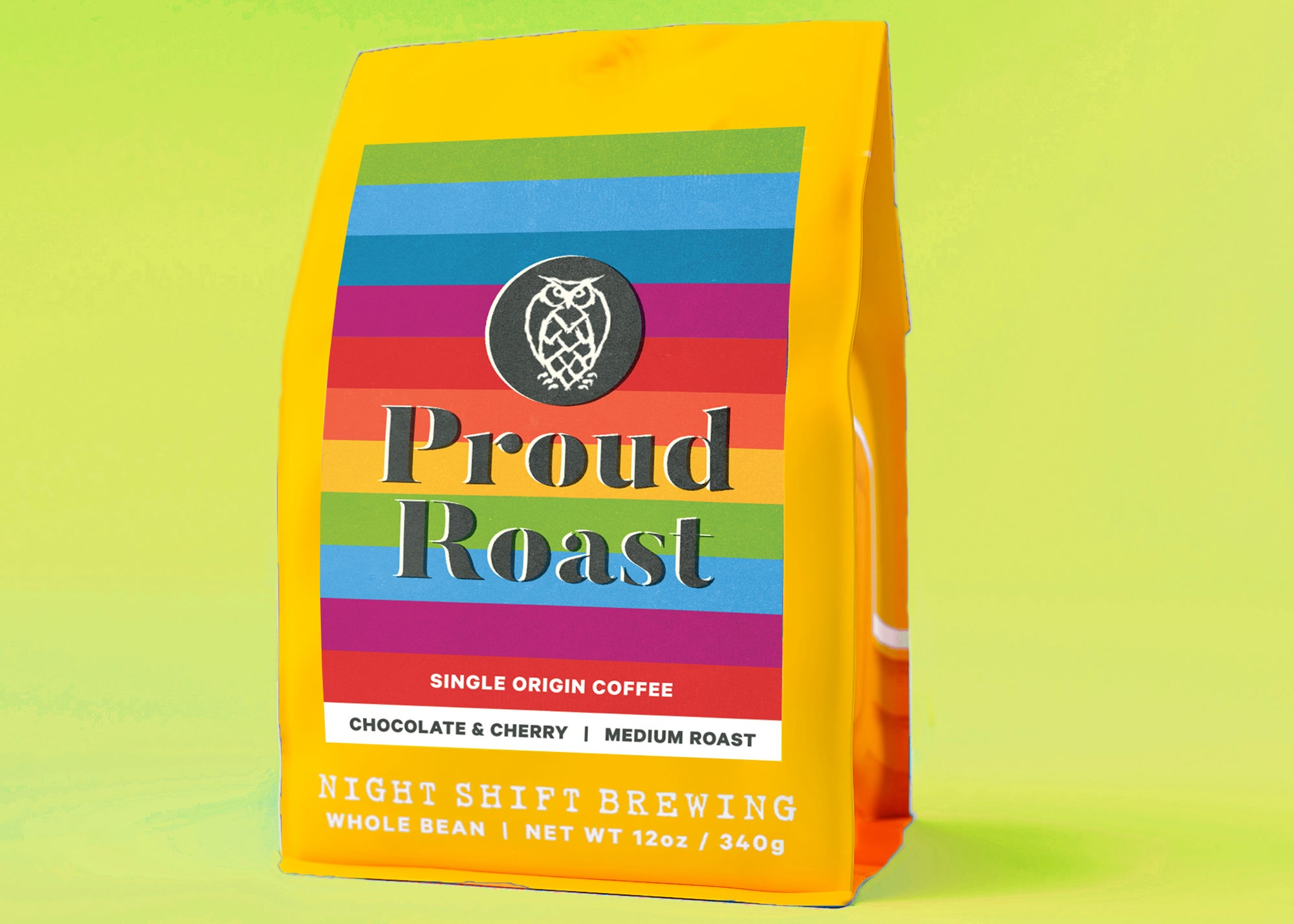 Proud Roast from Night Shift Brewing