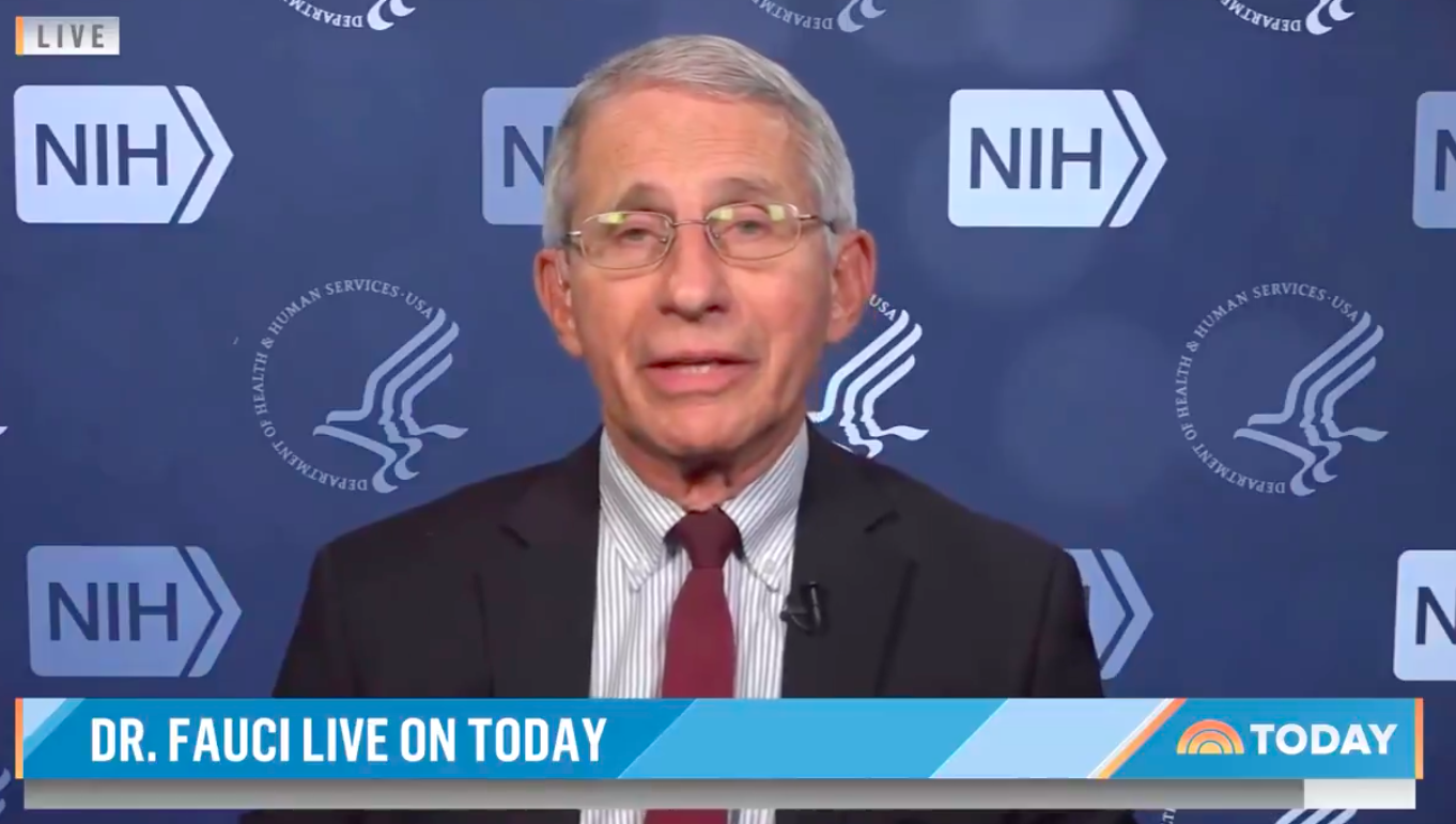 'Children will more likely get infected with this': Fauci issues warning on more transmissible Delta variant