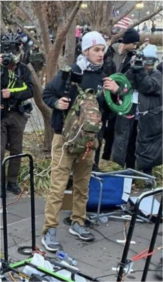 FBI arrests 2 area men in connection with Capitol riots 3