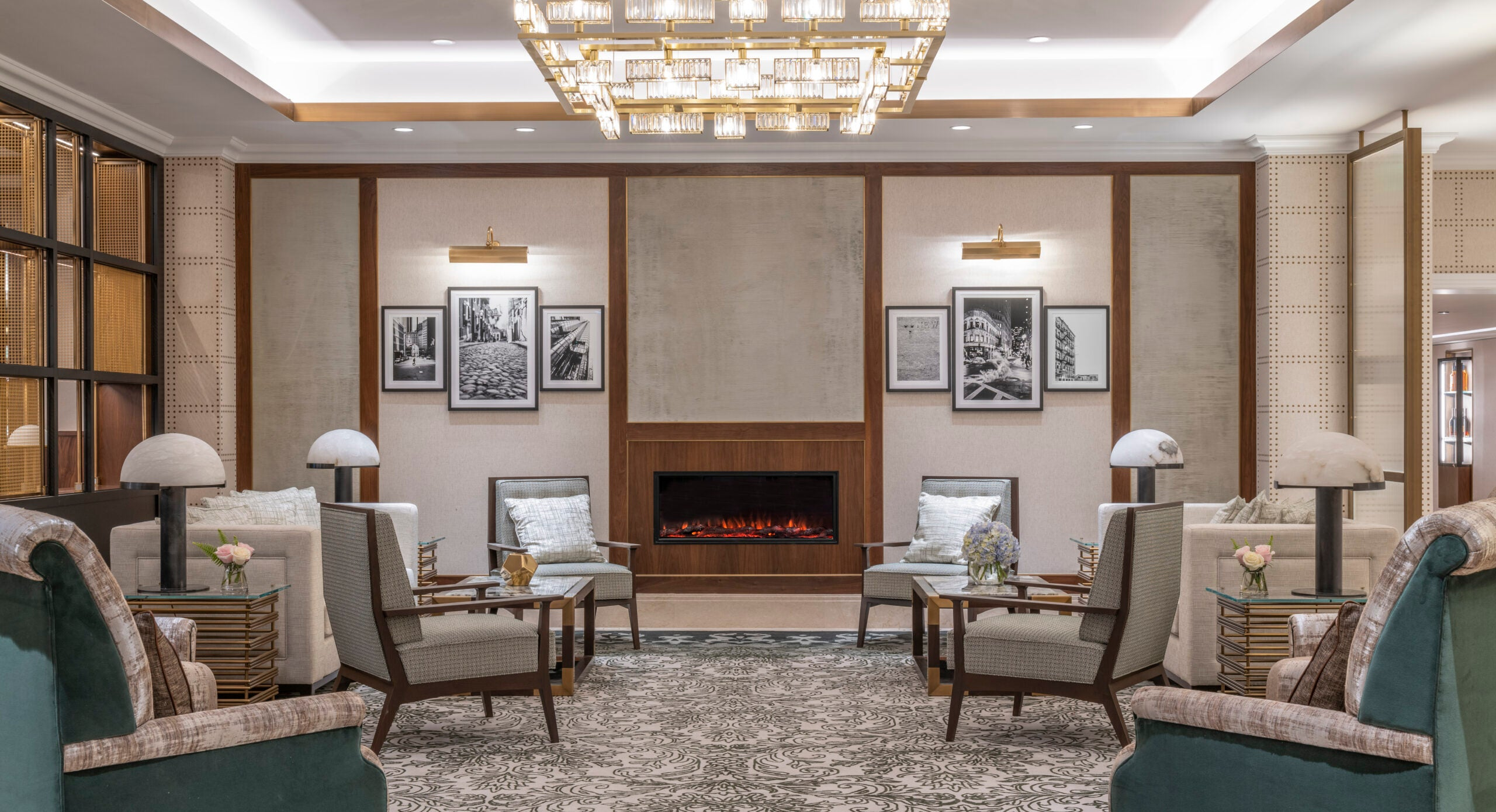 Take a peek inside The Langham, which has reopened after a massive makeover 3