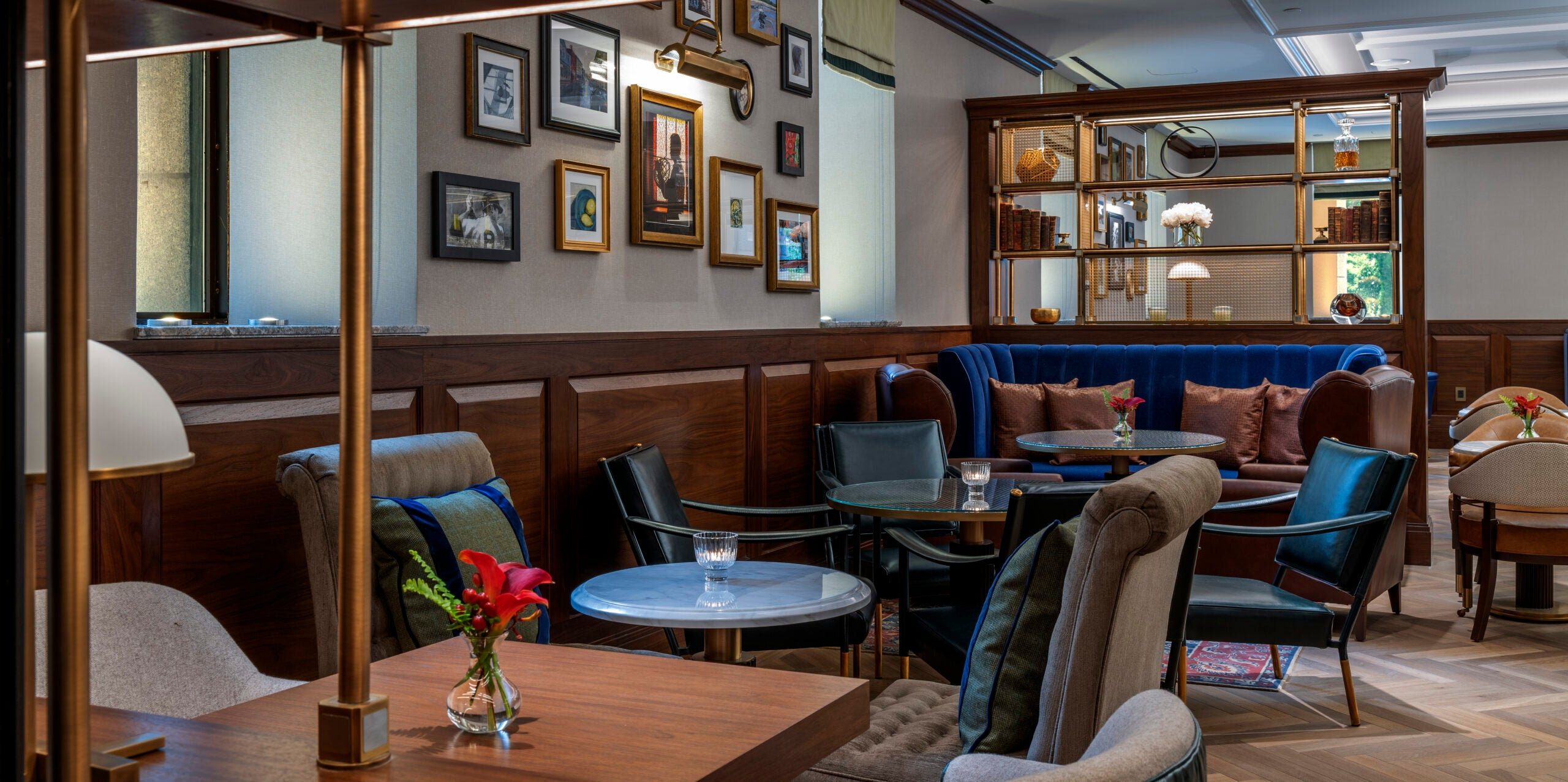 Take a peek inside The Langham, which has reopened after a massive makeover 4
