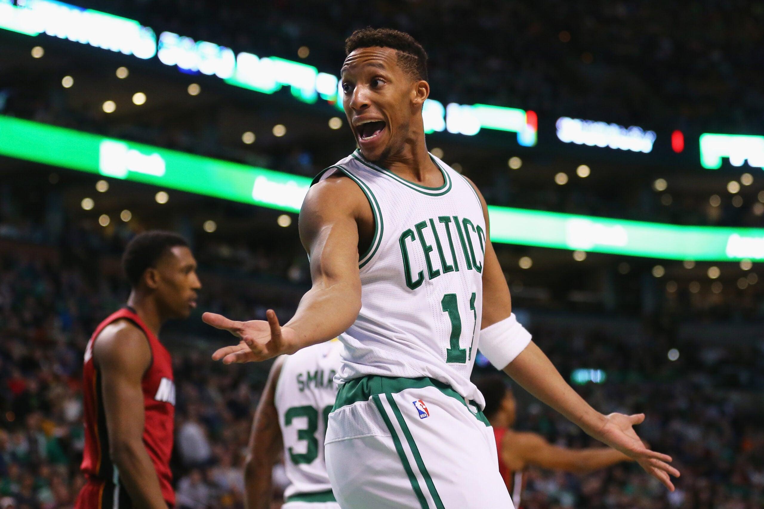Evan Turner Celtics