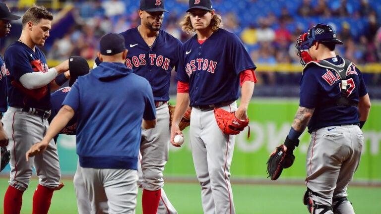 Garrett Richards Red Sox
