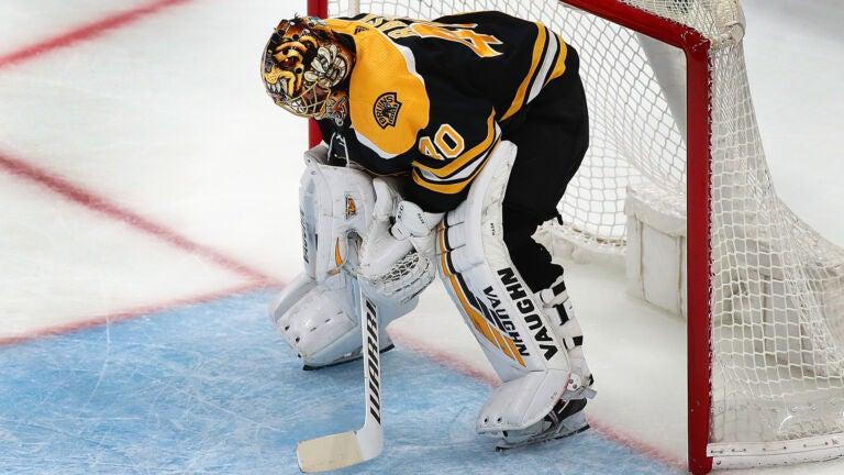Tuukka Rask Bruins