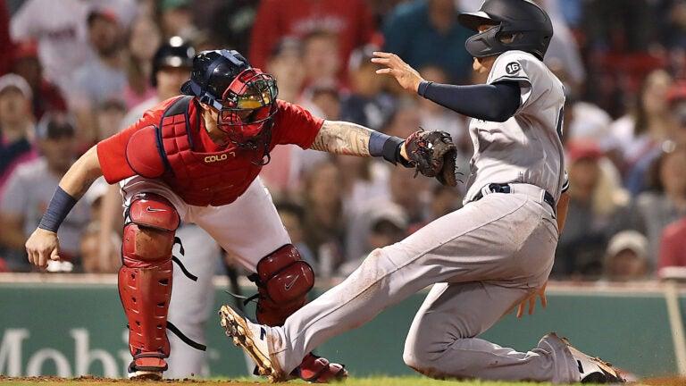 Red Sox Hunter Renfroe