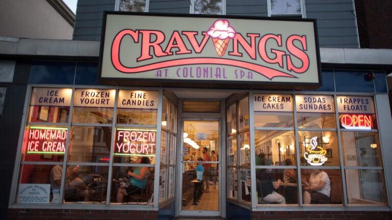 Cravings Ice Cream