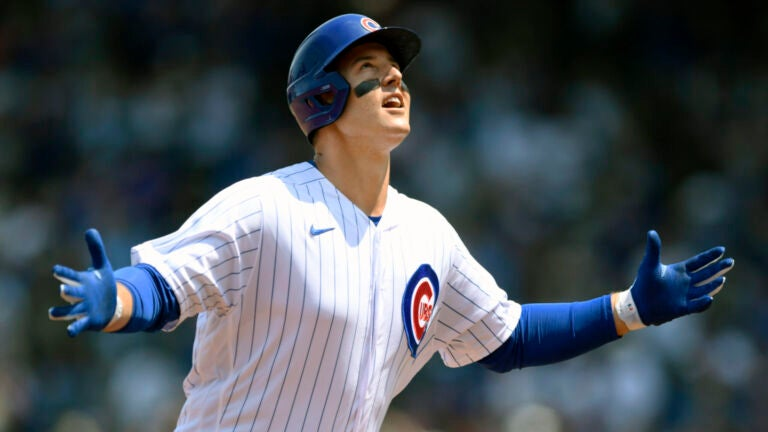 Anthony Rizzo Red Sox