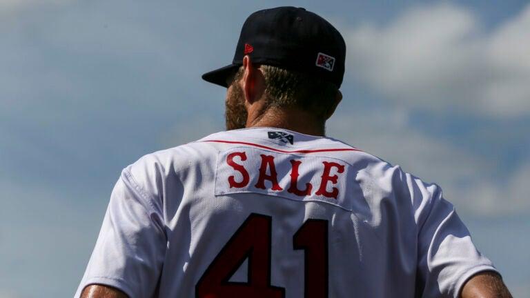 Chris Sale rehab