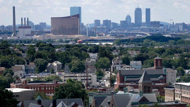 Boston again