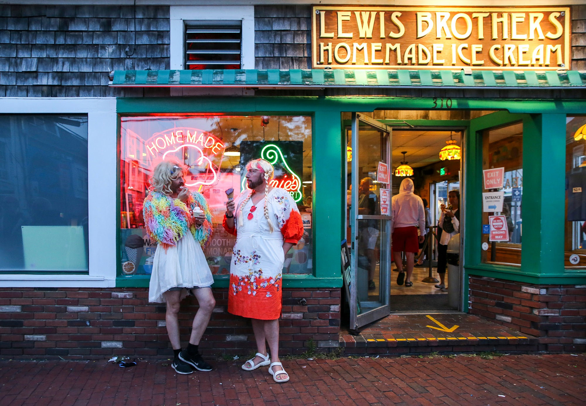 Lewis Brothers in Provincetown