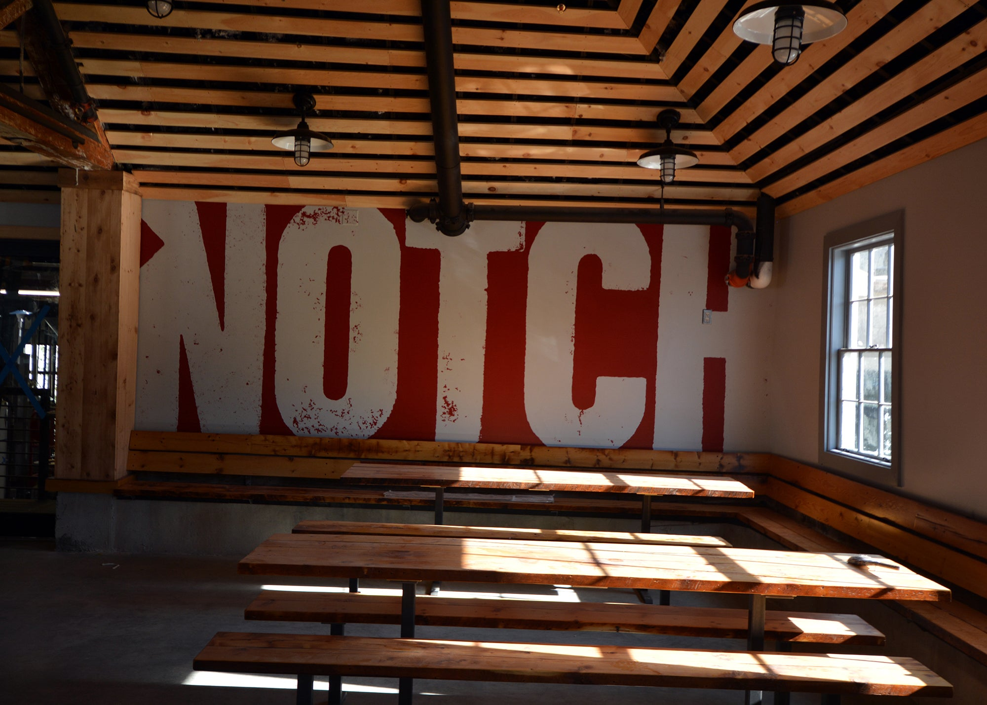 Notch Brewing at The Speedway