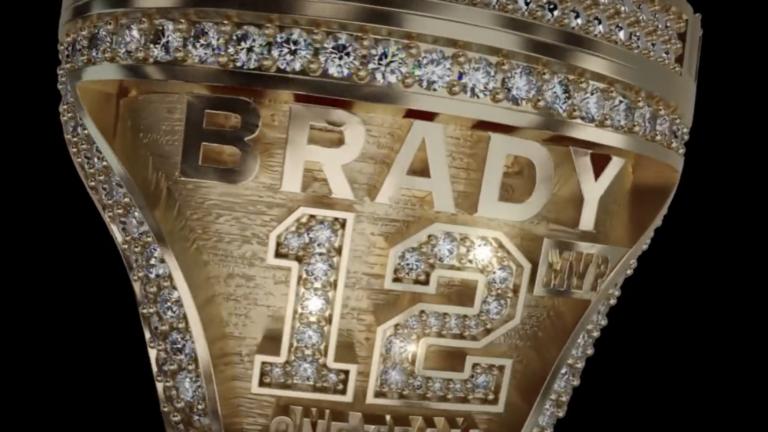 Tom Brady Ring