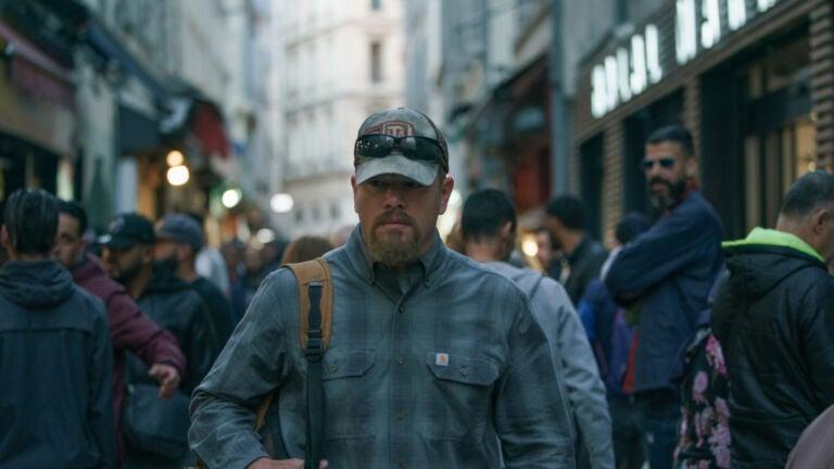 Matt Damon Stillwater review
