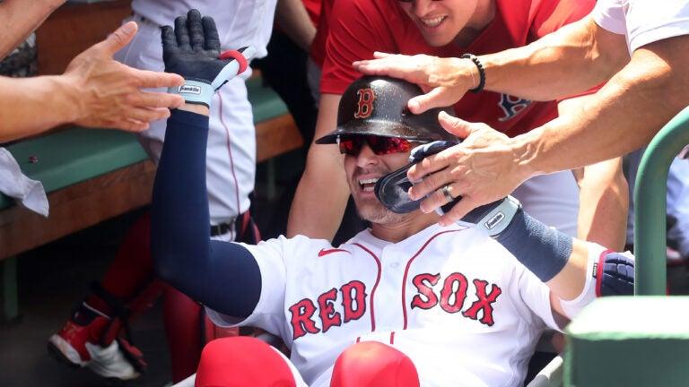 Red Sox Kike Hernandez