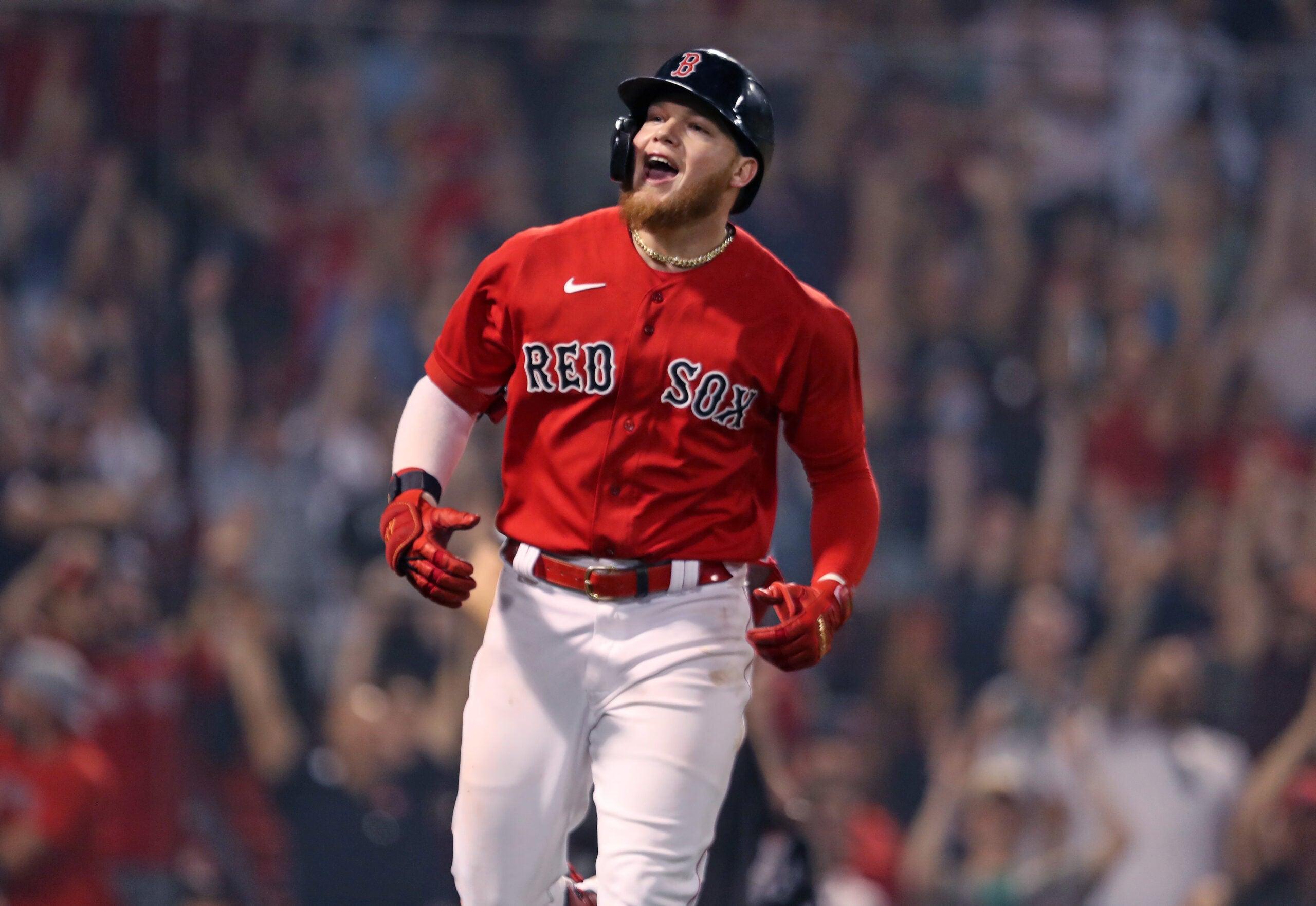 Alex Verdugo Red Sox