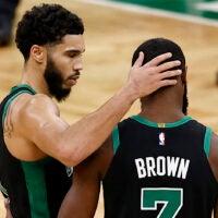 Jayson Tatum Jaylen Brown Celtics