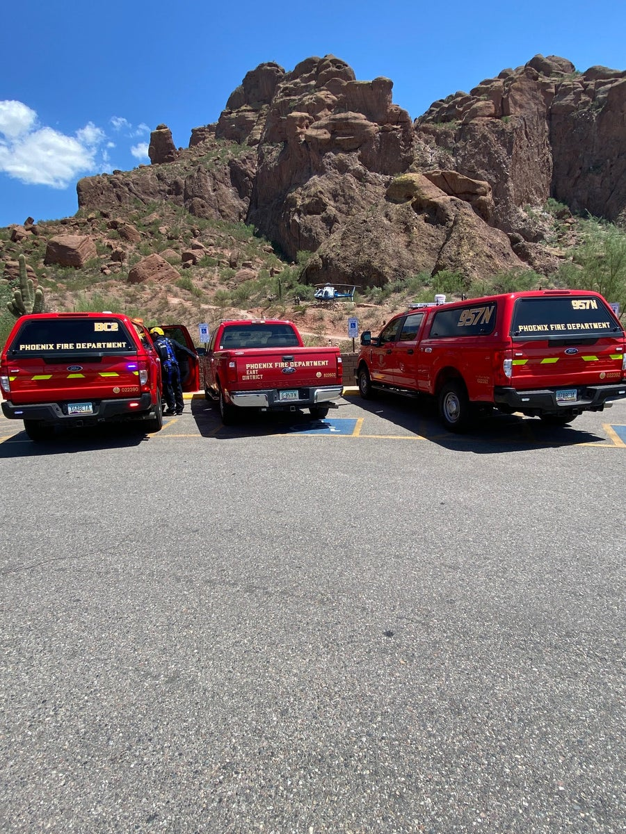 Massachusetts Woman Found Dead After Hike at Camelback Mountain in Arizona
