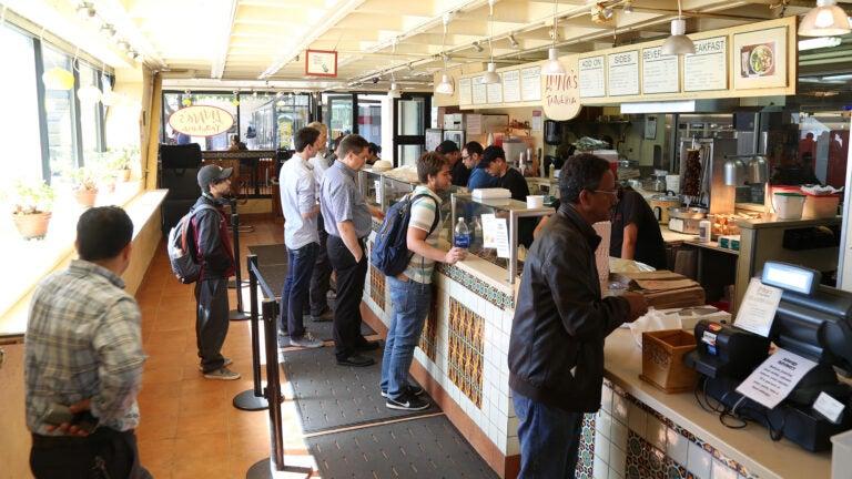 Anna's Taqueria at MIT