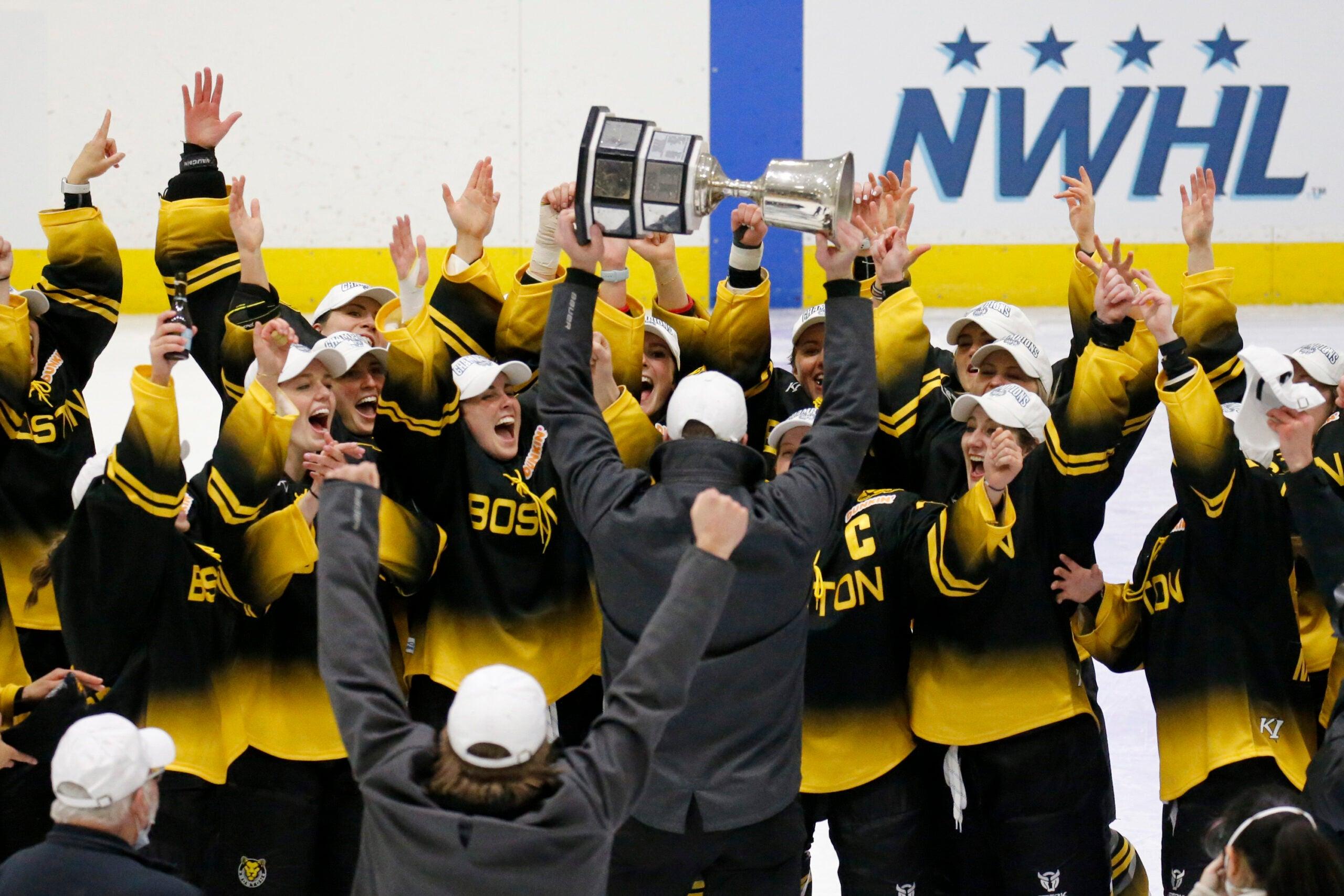 Boston Pride hockey