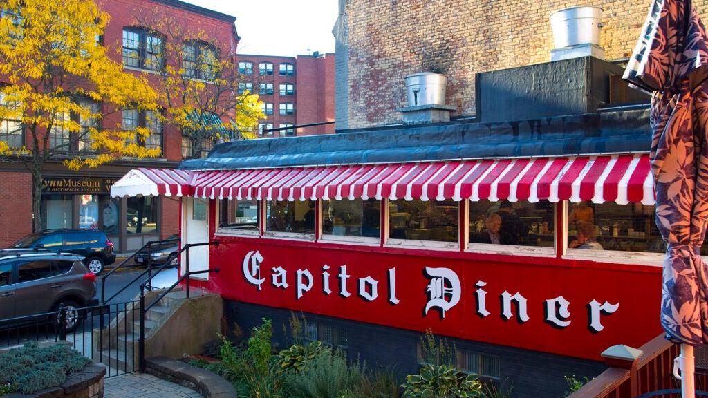 Capitol Diner in Lynn