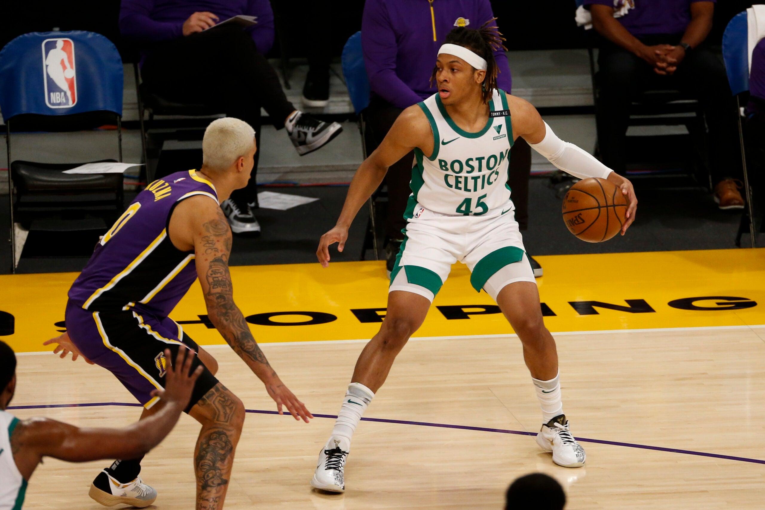 Celtics Romeo Langford