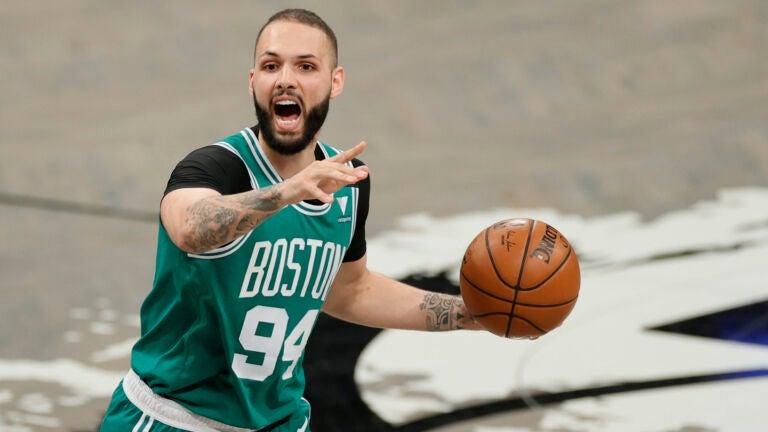 Evan Fournier Knicks