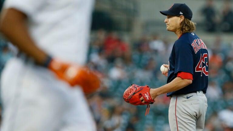 Red Sox Tigers takeaways