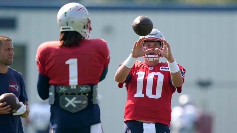 Patriots quarterback starter
