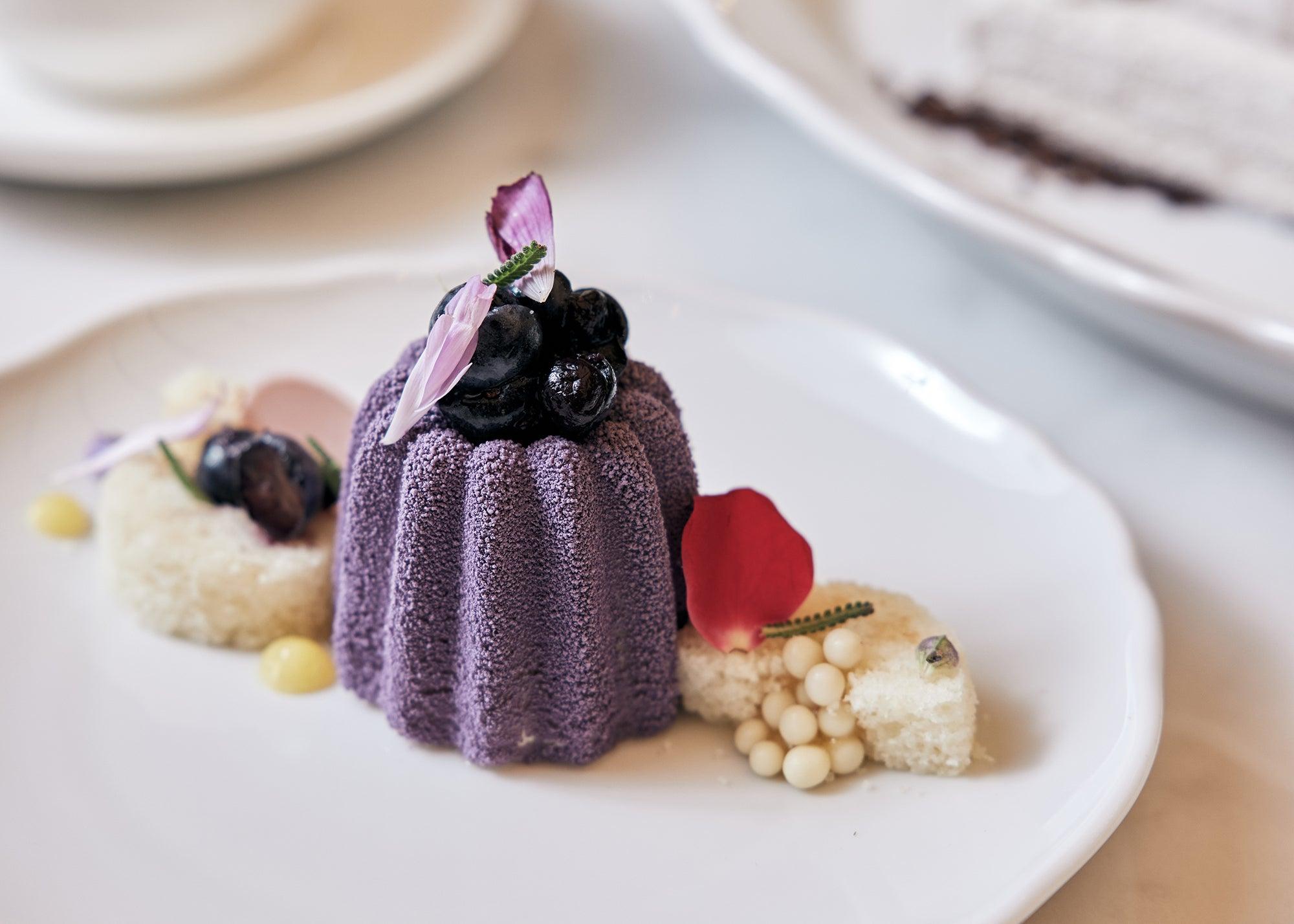 Dessert at Grana