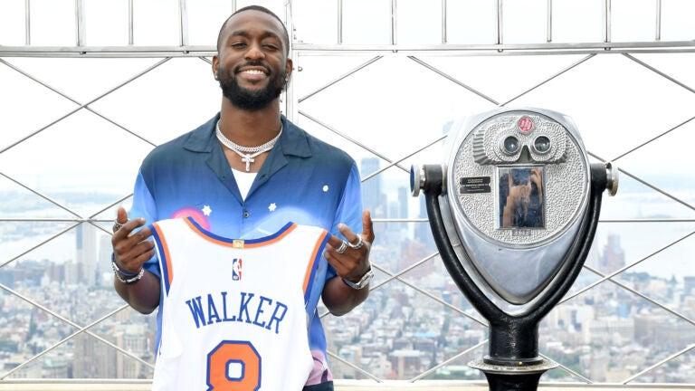 Kemba Walker Knicks