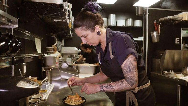 Chef-owner Rachel Miller of Nightshade Noodle Bar in Lynn
